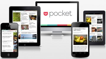 Pocket, je favoriete links bij elkaar