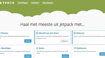 Jetpack, wordpress plugin