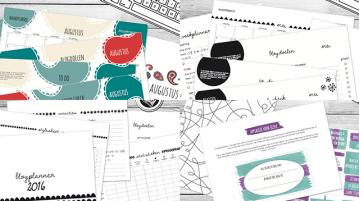 Gestructureerd blogleven