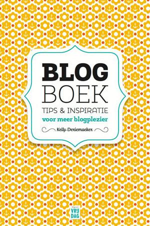 Blogboek Kelly Deriemaeker