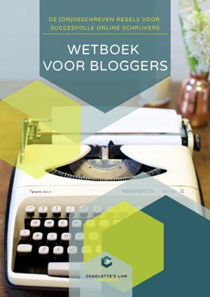 Wetboek voor bloggers, Charlotte Meindersma