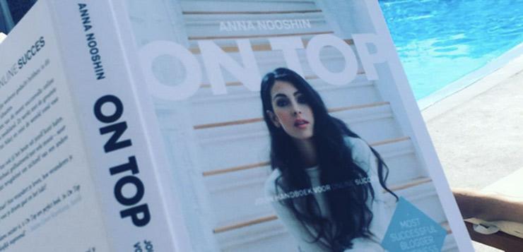 On top, Anna Nooshin