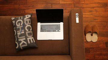 Mobiele blogger